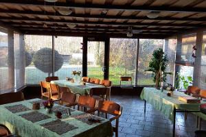 Туристический хутор «Киви», помещения для семинаров