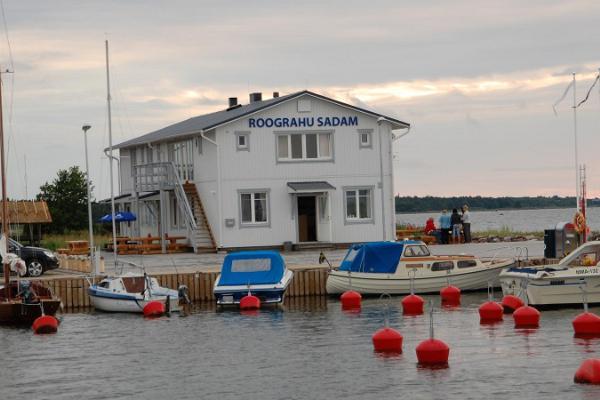 Roograhu Hamnbyggnads gästhus