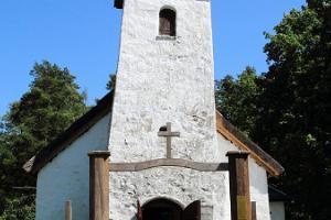 Kassari Chapel