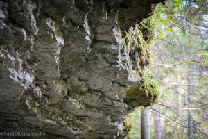 Kalastes klints Hījumā