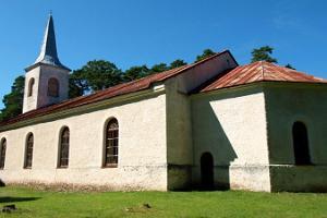 Emmaste kirkko