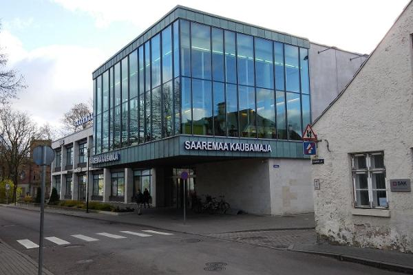 Kaufhaus von Saaremaa