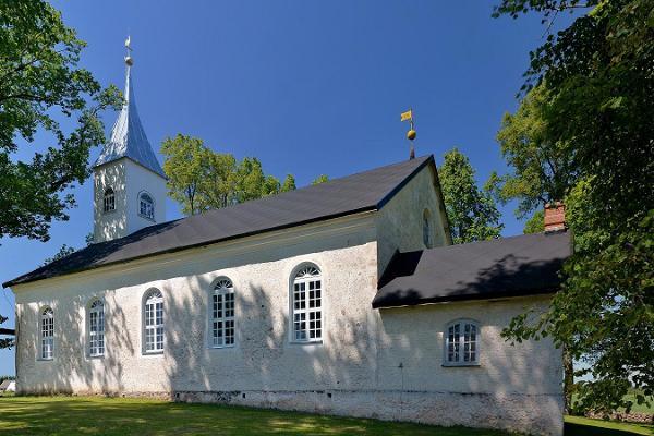 Vara St Brigitta Church of the Estonian Evangelical Lutheran Church