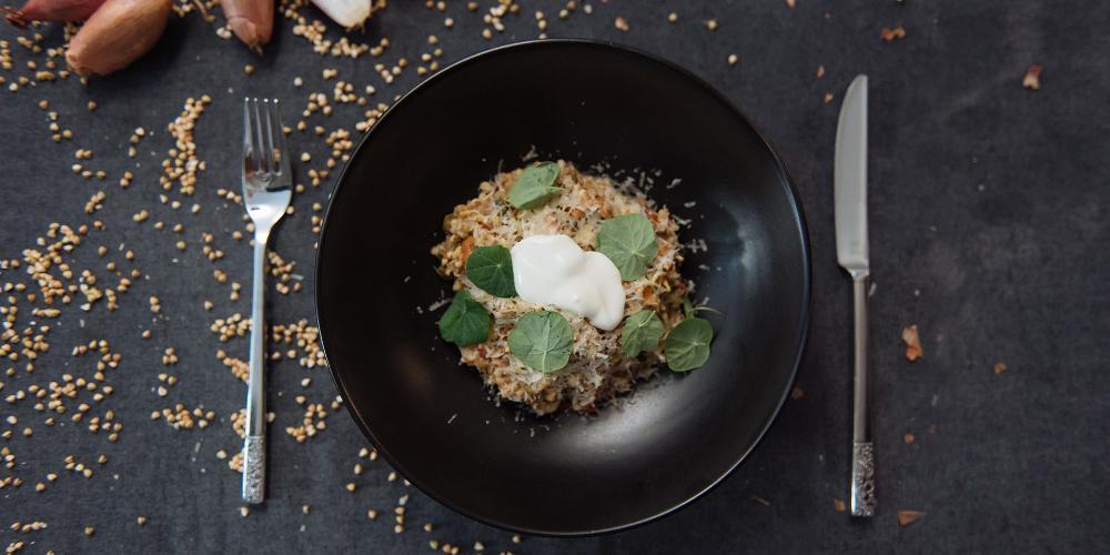 superfoods buckwheat