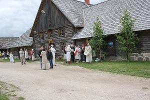 Хутор-музей К. Р. Якобсона в Кургья