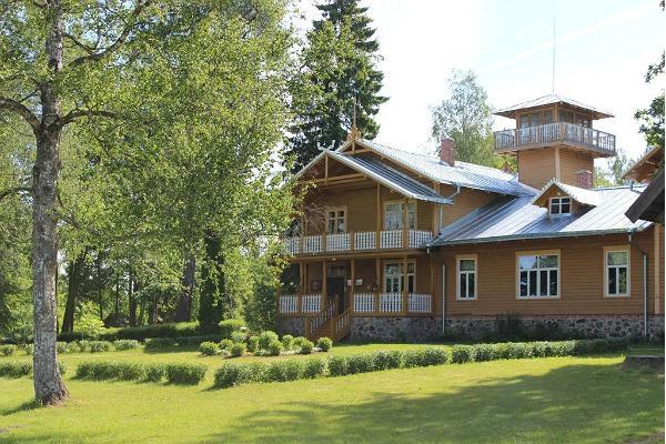 The Farm Museum of C.R. Jakobson at Kurgja