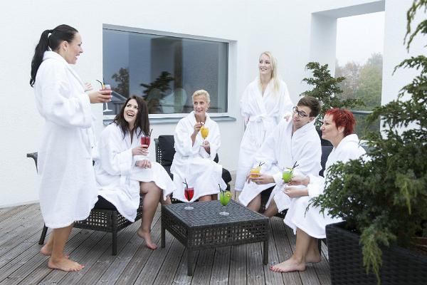 ESTONIA Resort Hotel & Spa KADAKA, Privatsauna des Clubs KADAKA