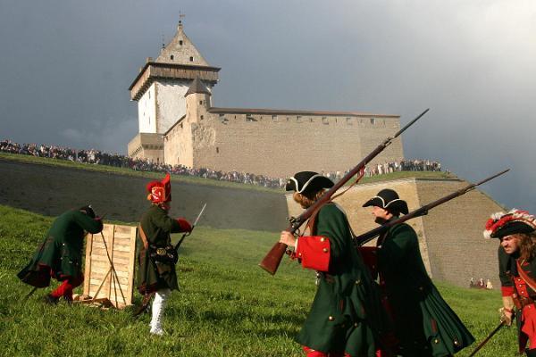 Narvas Bastioner