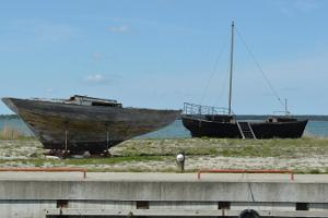 Яхтенный порт в Когува