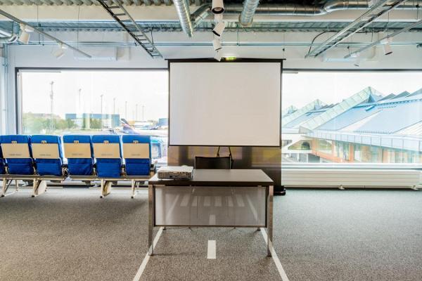 Tallinnan lentokentän seminaaritilat