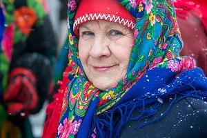 Vene jõulud ja laat Haapsalu vanalinnas