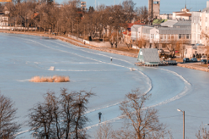 Haapsalu Väike Viik skating rink