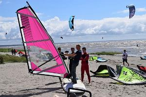 Серфинг-центр Pärnu Surfikeskus
