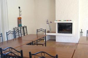 Seminarräume im Zentrum Algallika (dt. Ursprungsquelle)