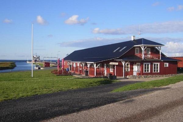 Sõru Pub is located in the Port of Sõru on Hiiumaa
