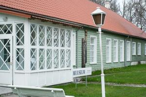 Seminar rooms at Hiiumaa Museum