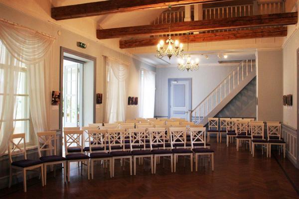 Seminar rooms at Hiiumaa Museum