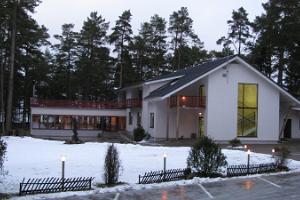 Помещение для проведения семинаров в рекреационной деревне Эйсма