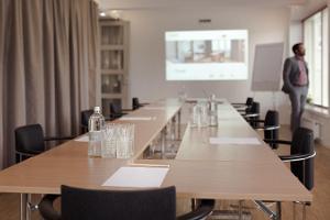 Помещения для семинаров в отеле Rannahotell в Пярну