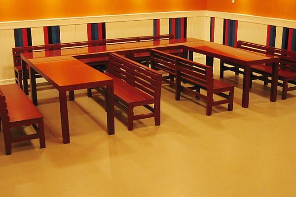Банкетные залы и конференц-залы парка отдыха Тяхтвере, малый зал на первом этаже