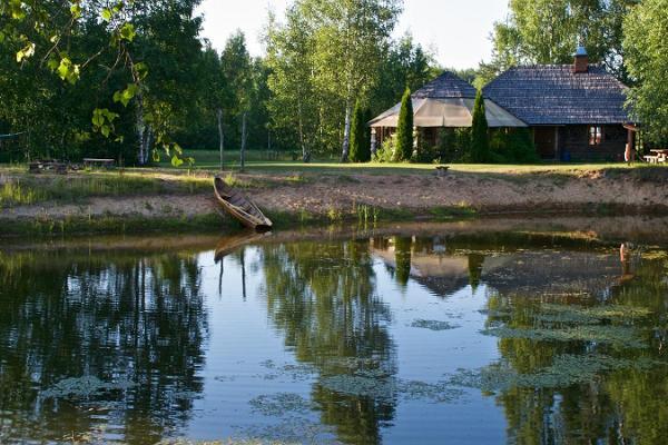 Деревня отдыха Vango Imedemaa