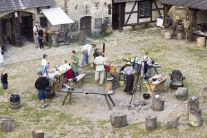 Nahakoja päevad Nahk läikima! Narva linnuse Põhjaõues
