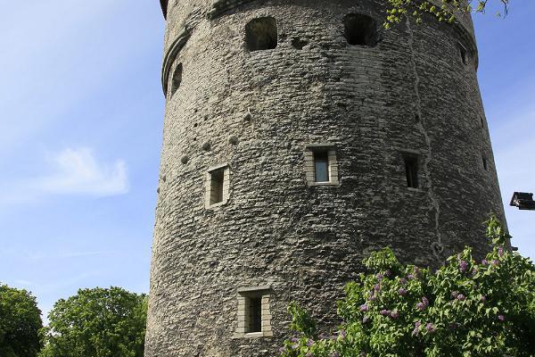 Die Bastionsgänge in der Tallinner Altstadt