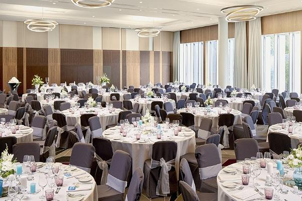 Konferenzräume im Hilton Tallinn Park Hotel