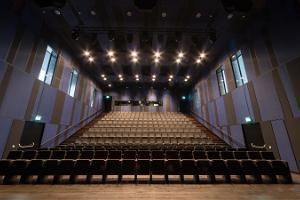 Igaunijas Nacionālā Muzeja konferenču zāles