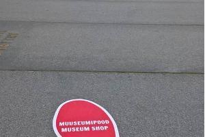 Igaunijas Vēstures muzeja veikals