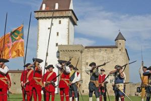 "History festival ""The Battle of Narva"""