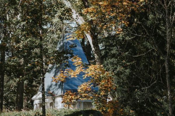 Grabkapelle der Familie Mesenkampff