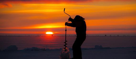 Сказочные фотографии эстонской зимы