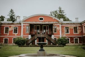 Õisu herrgård och park