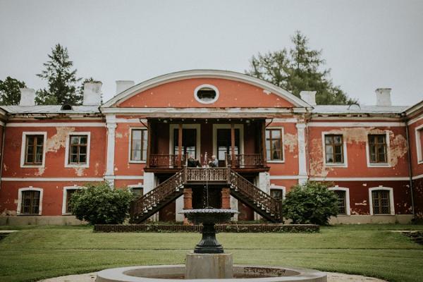 Õisu Manor and Park