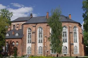 White Hall of the University of Tartu Museum