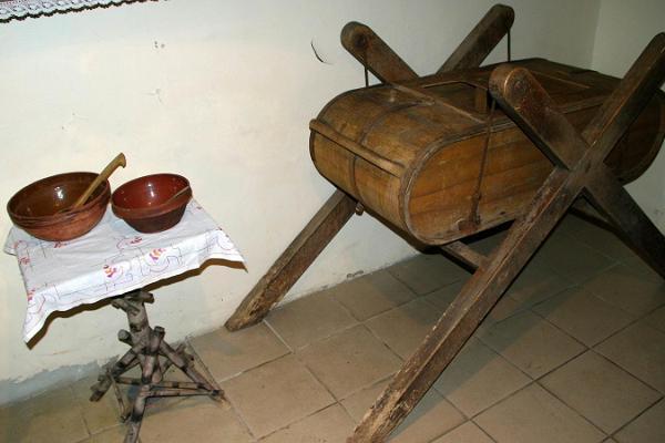 Dorfmuseum von Mulgi