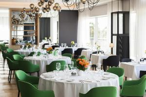 Hestia Hotel Laulasmaa Spa restoran Wicca