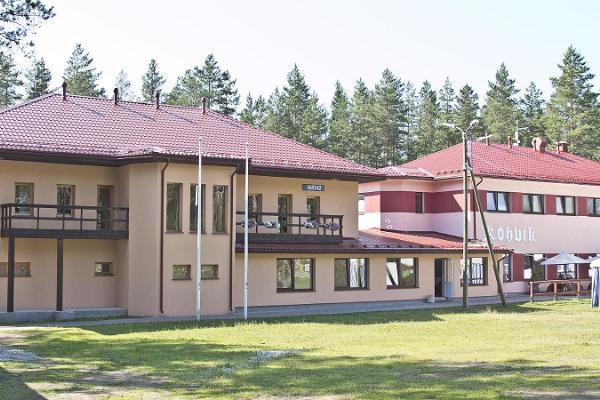 Alutaguse Puhke- ja Spordikeskuse külalistemaja