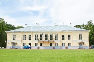 Gutshof Mäetaguse (dt. Mehntack)