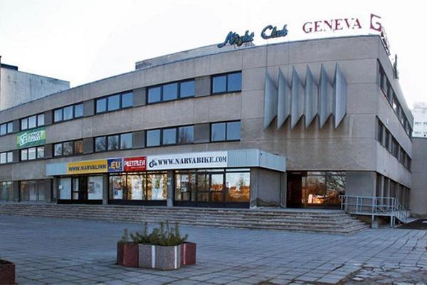 Yökerho Geneva