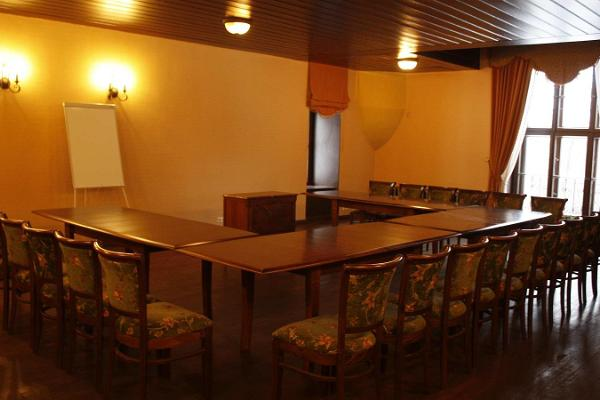 Alatskivi lossi konverentsi- ja seminariruumid