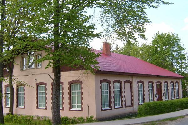 Iisaku Kihelkonna Muuseum (Iisaku Kommuns museum)