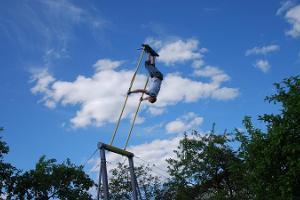 Взлетите в небо на качелях с фирмой Seikle Vabaks!