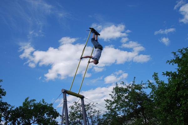 "Seikle Vabaks ""kiiking"" will swing you to the sky"
