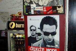 Depeche Mode Bar