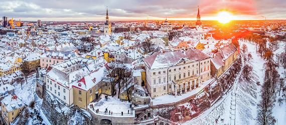 Surprising facts about Estonia's people, nature and technology.