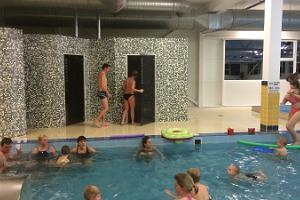 Abjan uimahalli-kylpylä