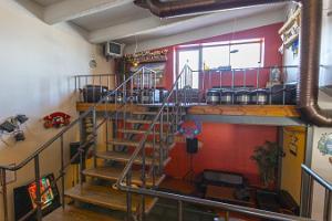 Der Pub der Saku-Brauerei