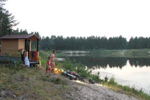 Saunatrip - perävaunusaunan vuokraus ja kuljetus kaikkialla Virossa